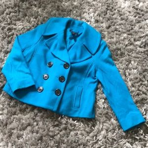 INC. Aqua blue Jacket